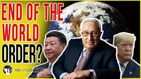 "Kissinger Warns This Could Be The End Of The ""Liberal World Order"""