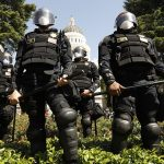 U.S. Government Buys Riot Gear and Increases Security Funding, Citing Coronavirus Pandemic