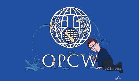 Syria Spinmeisters Fumble Attempts to Cover Up Leaked OPCW Documents