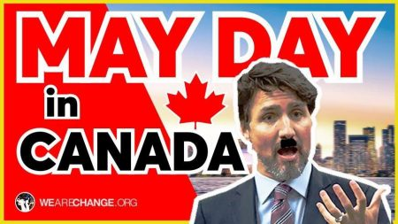 It's Over For Canada! Tyranny Has Officially Arrived.
