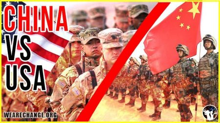 This Looks Bad! China-U.S. Hostilities Reach Whole New Level!