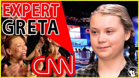 Bombshell 9/11 Report: Don't Worry! Greta Thunberg and CNN Will Tell You What To Do