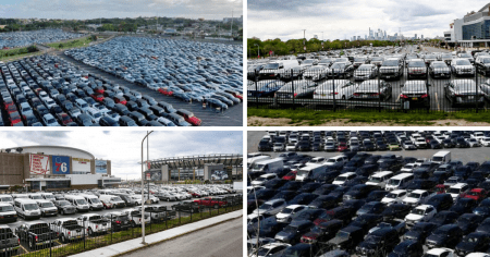Something Odd is Going on in Parking Lots Around the US