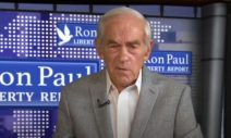 """""""I'm Doing Fine"""" – Ron Paul Tweets From Hospital After Suffering Apparent Stroke During Live Stream"""