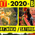 F*** IT 2020 BASH: Post Election Rage Therapy And Blow Off Steam WITH A FLAMETHROWER!!!
