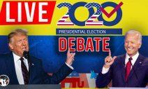 LIVE: Final Presidential Debate Between Trump & Biden | Exclusive WeAreChange Analysis