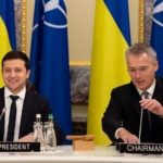 """Ukraine's Zelensky: """"NATO Membership is the Only Way to End War in Donbass"""""""