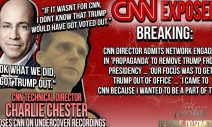 """""""We Were Creating a Story—Our Focus Was to Get Trump Out"""": CNN Director Busted on Camera"""