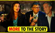 Melinda Gates Knows His DARKEST Secrets!