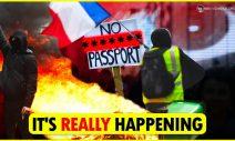 HUGE: The Massive Uprising Has Gone Global!