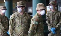 Sydney Sends in Military to Help Enforce Lockdown Amid Record Jump in Cases