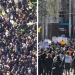 Tens of Thousands Join Anti-Lockdown Protests in Australia Amid New Restrictions